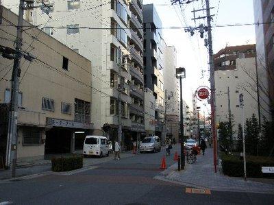 Photo 瓢箪町町並 大坂新町界隈 大阪歴史散策